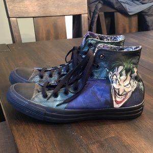 Converse Shoes - Converse DC Comics Joker Hi-Top Sneakers